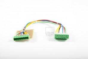 Adapterkabel 400004 - einsetzbar für Mosca ME3240 sowie ME6286 i.V. mit E24 Kombi Regler