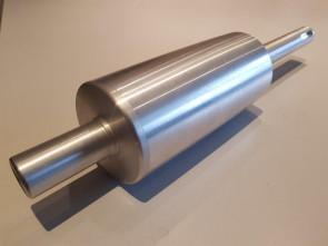 Bandantriebswalze Alu 300090 (einsetzbar für Mosca 2682-150200-10 RO-TRI 5)